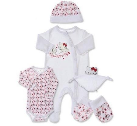 Coffret naissance sur la boutique cadeau bébé