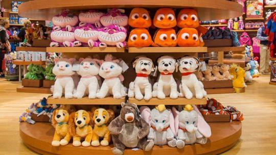 Disney et ses produits dérivés