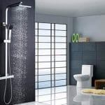 Avantages colonne de douche