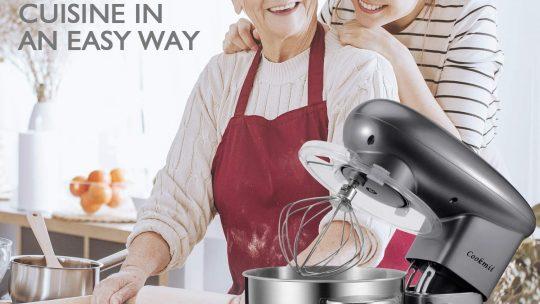 Que vaut vraiment le robot pâtissier Cookmii multifonction?
