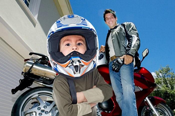 Casque de moto enfant : comment les choisir ?